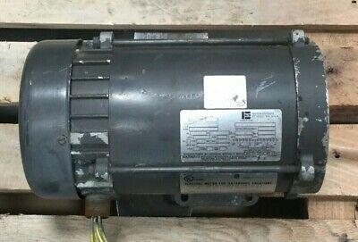 Emerson 14 Hp Motor For Hazardous Locations 1140 Rpm 1 Ph 115230v J56cz