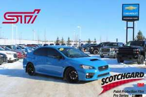 2016 Subaru WRX STi Hikari Edition| Sun| Heat Perform Seat| 18BB