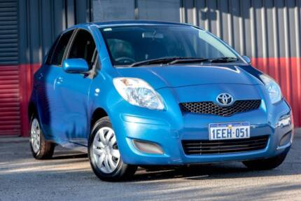 2011 Toyota Yaris YR Automatic MY11 Welshpool Canning Area Preview