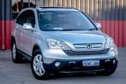 2008 Honda CR-V Luxury Auto 4WD MY07 Welshpool Canning Area Preview