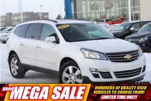 2017 Chevrolet Traverse Premier| Sun| Nav| H/C Leath| Heat Wheel