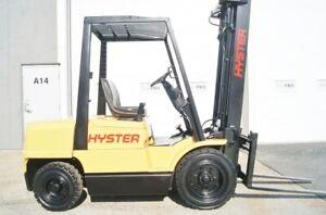 2006 Chariot elevateur/Forklift, Hyster H60XM