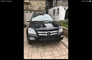MERCEDES BENZ GL450 2009