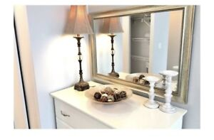 Beautiful 2 bedroom furnished penthouse in square one