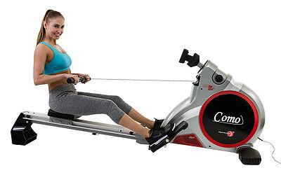 Christopeit Fitnessgerät Rudermaschine Ergo Como belastbar bis 150kg