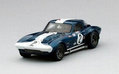 1:43 Chevrolet Corvette GS n°2 Sebring 1964 1/43 • TRUESCALE TSM144320