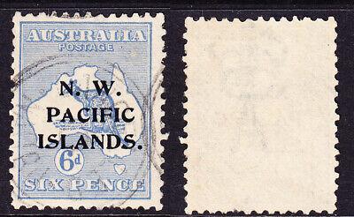 N 344   NWPI Cancelled Nauru from Telegraph Office 6d  Type C Fine used