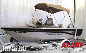 2001 other CRESTLINER FISH HAWK 1650