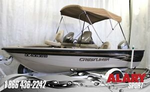 2001 other CRESTLINER FISH HAWK 1650