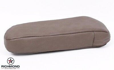 1992 92 Ford Bronco Drivers (92 93 94 95 96 Ford Bronco 2WD 4X4 -Driver Side Leather Armrest Cover Tan )