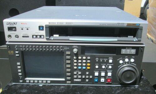 SONY SRW-5000 HDCAM SR VIDEO RECORDER HKSR 5001/1 5002 5003 BOARD