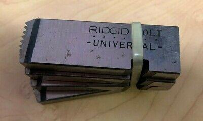 Ridgid Bolt Dies 48255 Universal Hs 78-9-unc