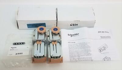 Schneider Electric 2341502 Pneumodular Receiver Controller Lot Of 2 New 6834z