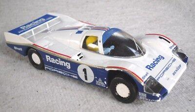 Scalextric Slot Car Racing 1-32 Scale:Porsche 962c Racing C444 Head/Brake lights