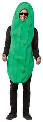 Adult Pickle Costume - Halloween Pickle Costume