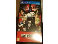 Persona 5 Take Your Heart Edition - New & sealed