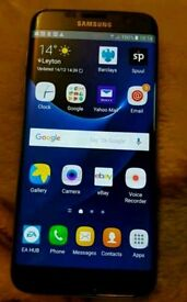 Samsung s7 edge factory unlocked swap with note 7