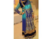 Asian anarkali dress