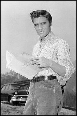 Elvis Presley   FRIDGE MAGNET 268