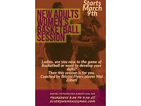 Women's basketball sessions