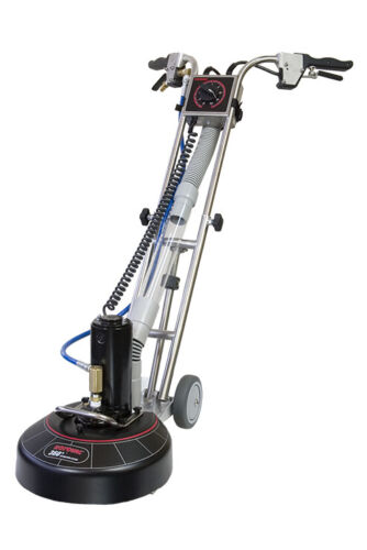 Rotovac 360i Carpet Cleaning Truck Mount Extractor Machine
