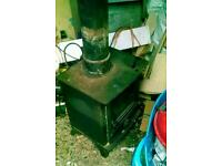 Cast iron stove/burner