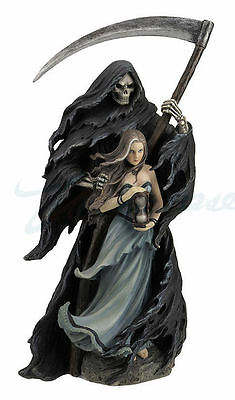 Anne Stokes Summoning The Reaper of Death Figurine Statue