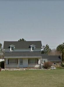 Anne of Green Gable county home in Oldcastle Ontario