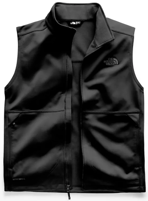 The North Face Men's Apex Canyonwall Vest - TNF Black - A3SO