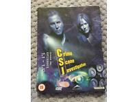 Like New CSI DVD Collection Season 1