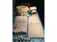 Mama's & papas nursery bedding