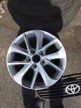 Toyota echo yaris and corolla parts and mags Fairfield Fairfield Area Preview