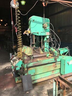 20 X 20 Doall Vertical Band Saw Model Tf-2020m