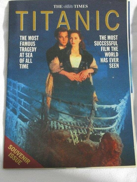Titanic - The Times Souvenir Issue