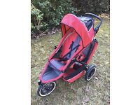 Phil and Ted Sports Double stroller