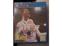 FIFA 18 PS4 Brand new sealed game