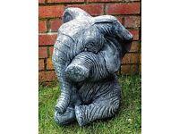 Elephant garden ornament