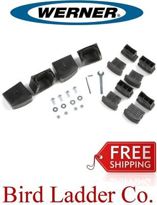 Werner 21-28 - Replacement Foot Shoe Kit For Mt Series Multi Ladders