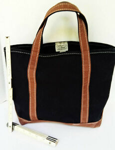 L.L.Bean Boat and Tote Heavy Cotton Canvas