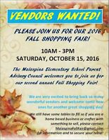 Malaspina Fall Craft & Small Business Fair!