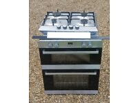 Lamona Howden oven with Gas Hobs