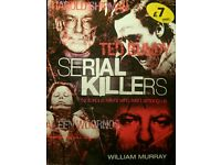 Serial killers hardback book