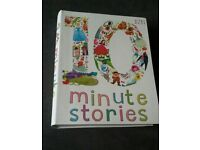 Brand new 10 Minute Stories book