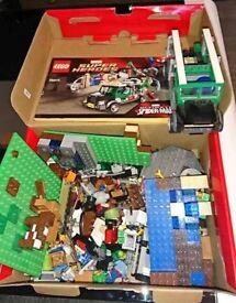 2 lego sets