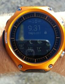 Casio wsd-f10 android smartwatch - Not released in UK yet!