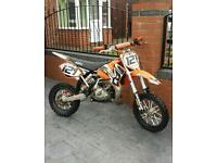 ktm sx 65 motorcross bike crosser 50 85 kx yz cr rm pw lt pit bike moped quad