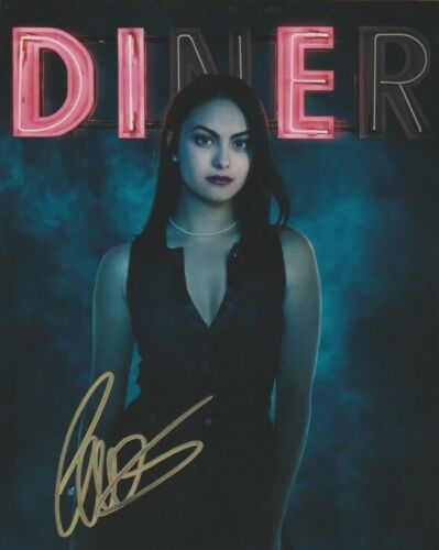 Camila Mendes Riverdale Autographed Signed 8x10 Photo COA CM6