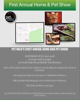 Pet Valu's First Annual Home and Pet Show
