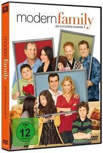 Modern Family - Season 1 [4 DVDs] Wie Neu - <span itemprop='availableAtOrFrom'>Margetshöchheim, Deutschland</span> - Modern Family - Season 1 [4 DVDs] Wie Neu - Margetshöchheim, Deutschland