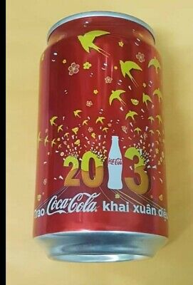 2013 coca cola coke Vietnam birds new